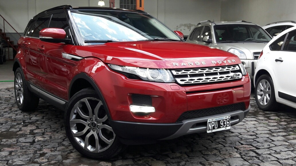 2014 Land Rover EVOQUE 2,0T