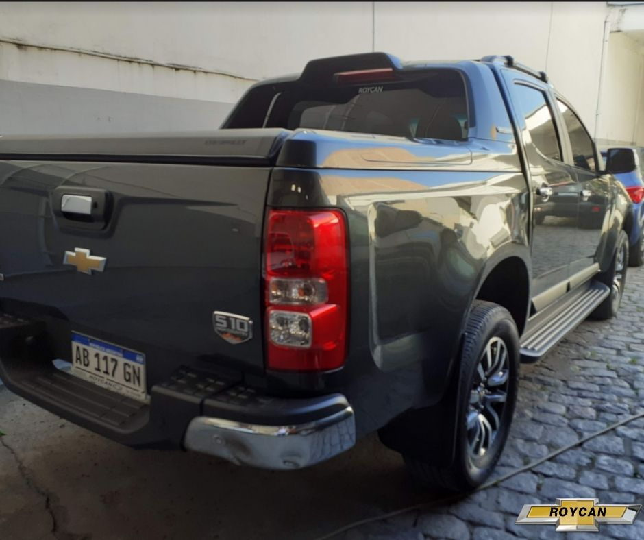 2017 Chevrolet S10 High Country 2,8L