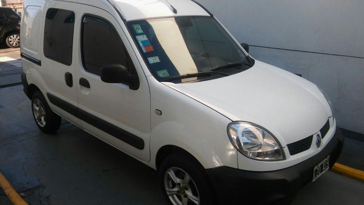 2012 Renault KANGOO 1,6L