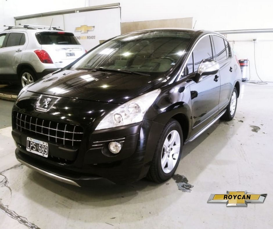 2012 Peugeot 3008 Premiun Plus 5P 156CV 1,6L