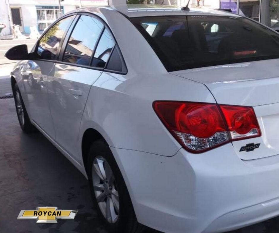 2015 Chevrolet Cruze LT 4P 1,4L
