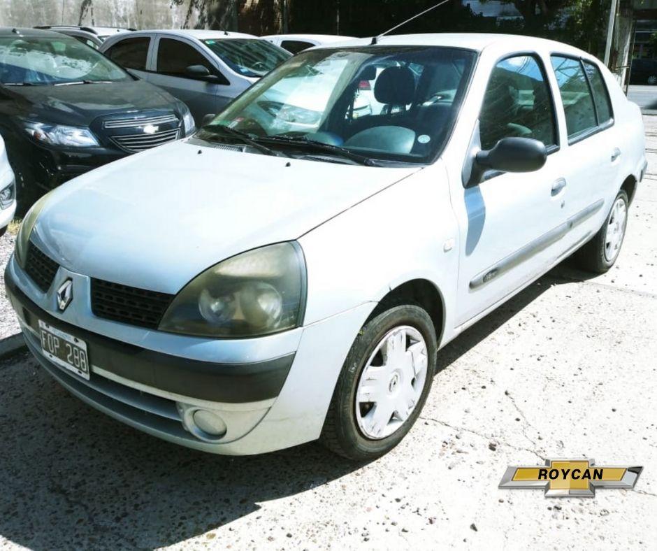 2006 Renault Clio 2 FR2 RL GNC AA Autentique 4P 1,2L