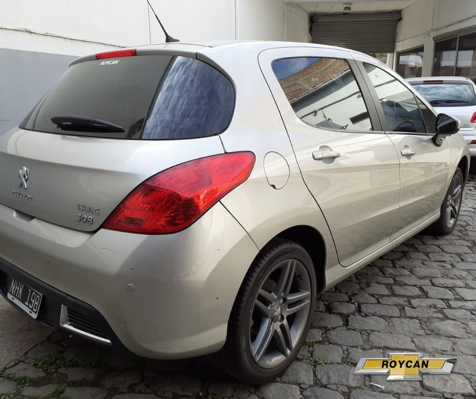 2013 Peugeot 308 Sport Sport THP 5P 1,6L