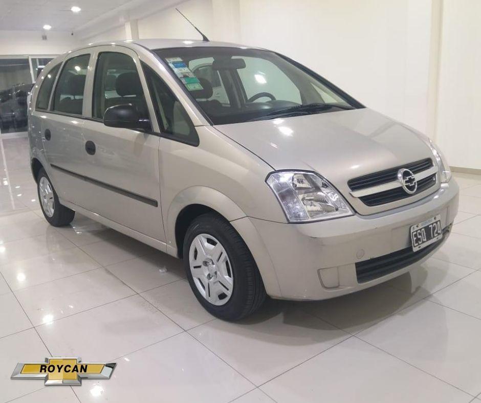 2004 Chevrolet Meriva LT 5P 1,8L