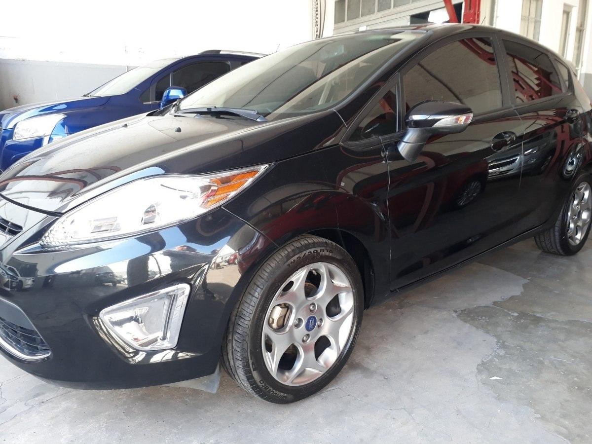 2012 Ford FIESTA TITANIUM 1,6L
