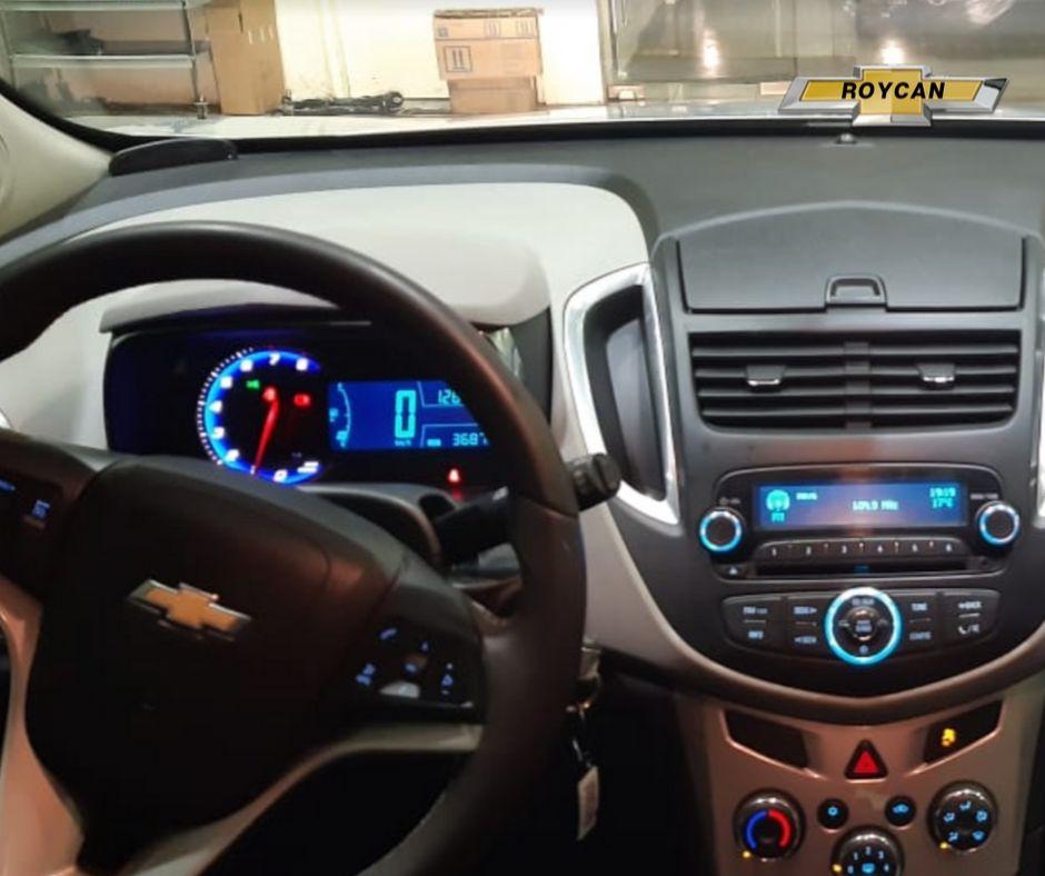 2015 Chevrolet Tracker LTZ 5P - Con Sensor Trasero 1,6L