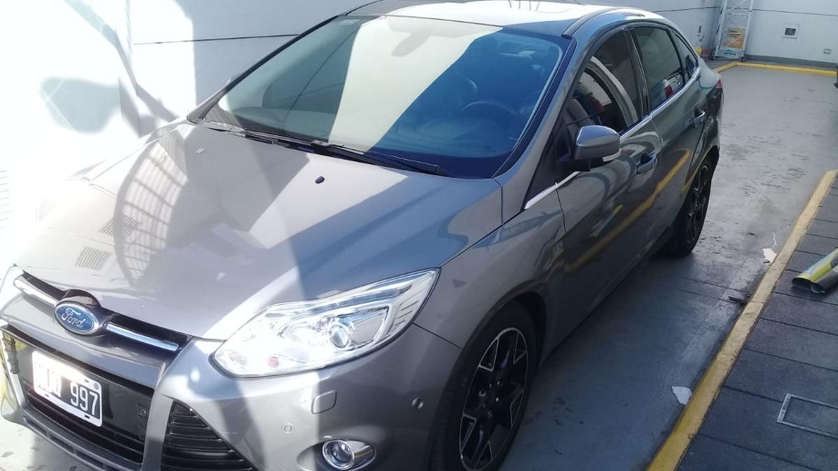 2014 Ford FOCUS III TITANIUM 2,0L