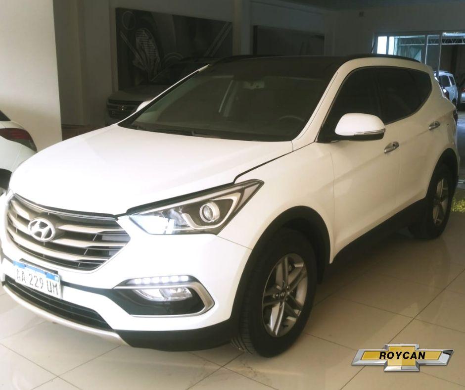 2016 Hyundai Santa Fe 4WD CRDI Premium - Todo Terreno 2,2L