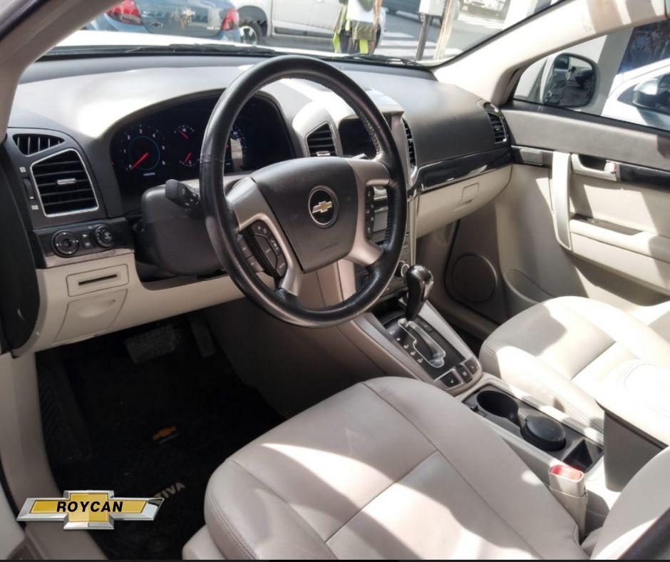 2013 Chevrolet CAPTIVA LTZ Con Pantalla 5P 2,2L