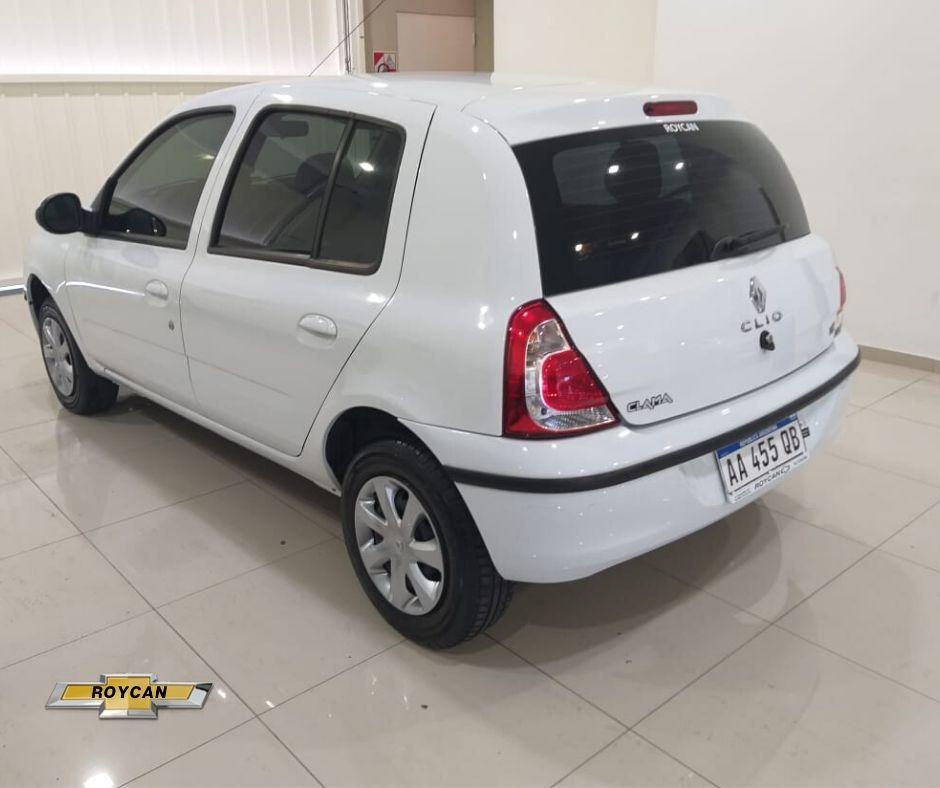 2016 Renault Clio Mío 5P Confort Pack SAT - Consultar Ubicacion 1,2L