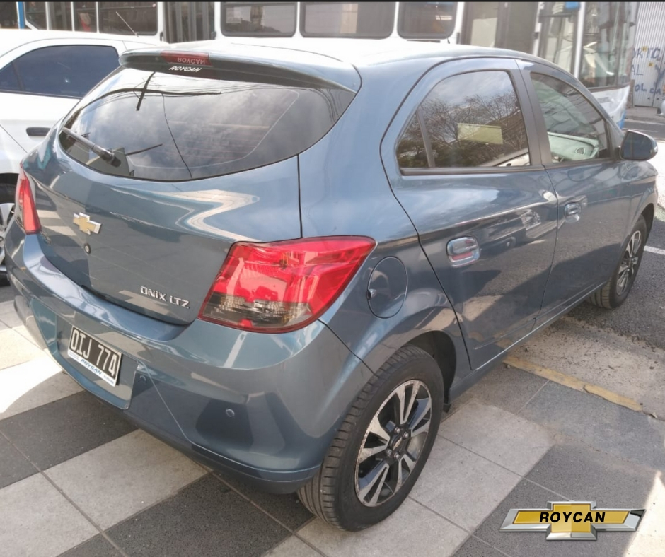 2014 Chevrolet ONIX LTZ 5P 1,4L