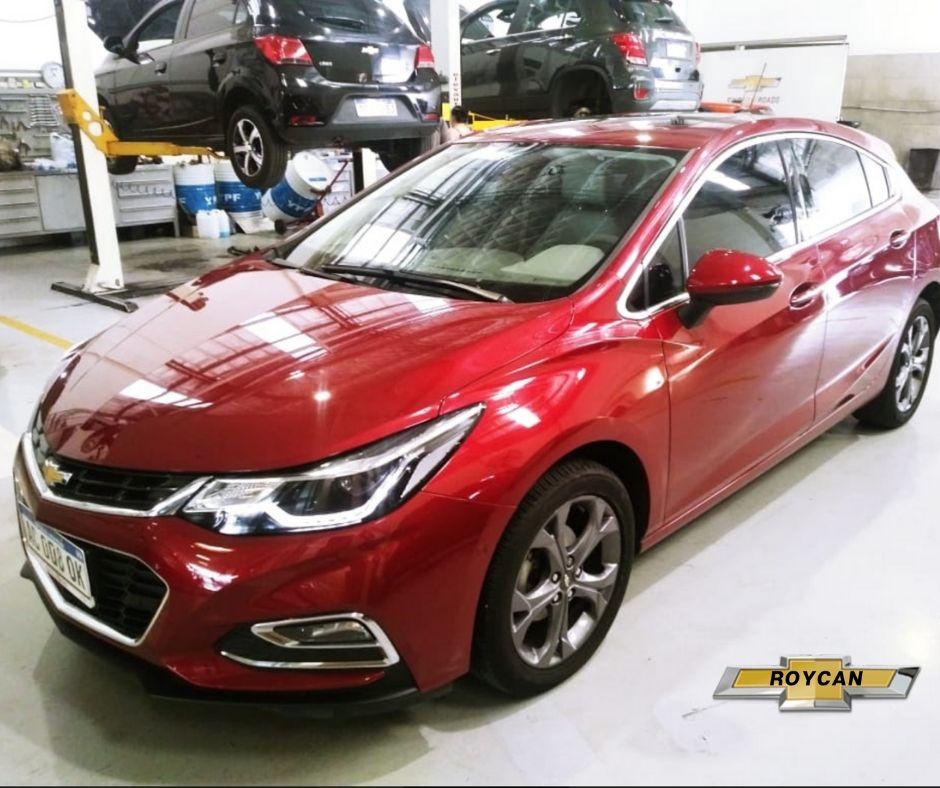 2017 Chevrolet Cruze LTZ+ 5P 1,4L