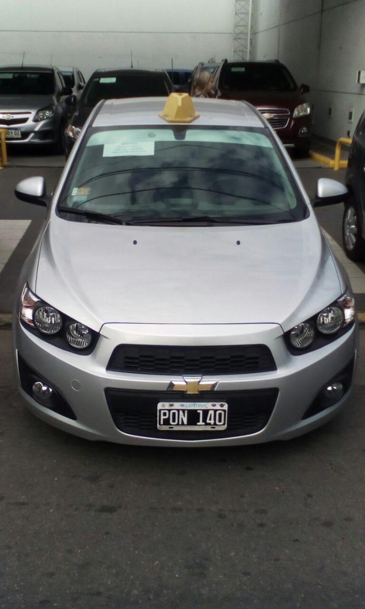 2016 Chevrolet SONIC LT 1,6L