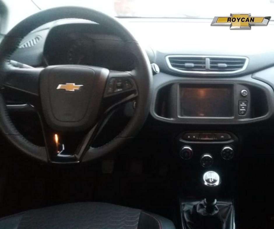 2016 Chevrolet ONIX LTZ 5P 1,4L