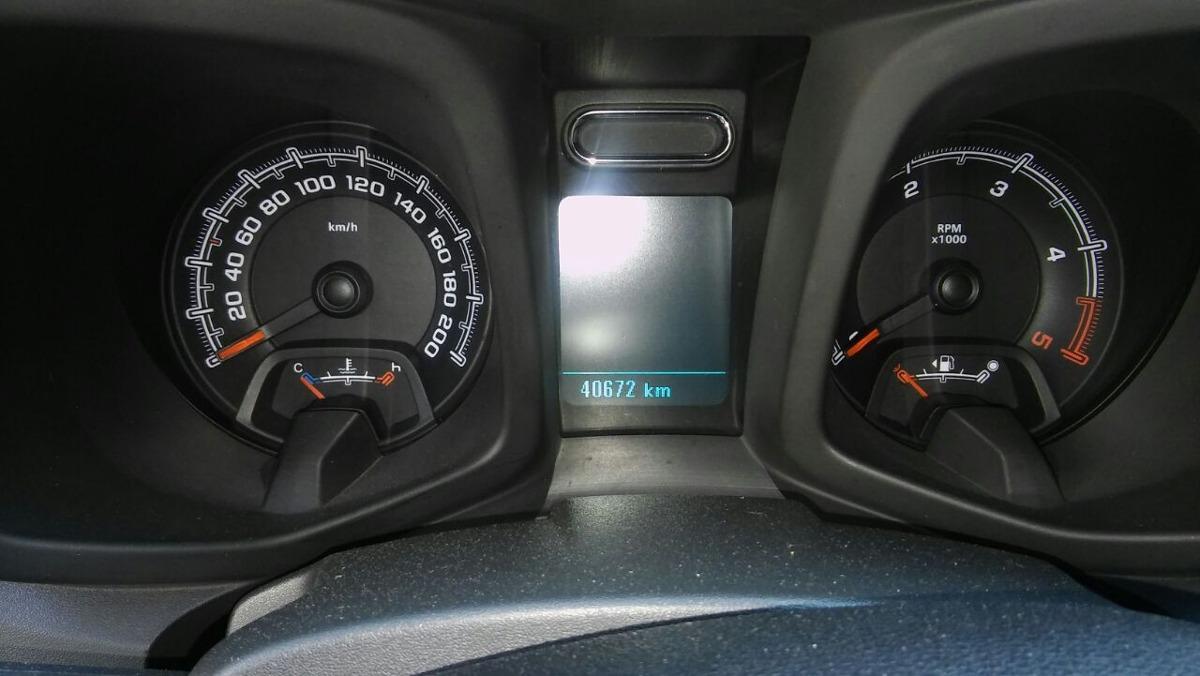 2016 Chevrolet S10 HC 2,8TDI