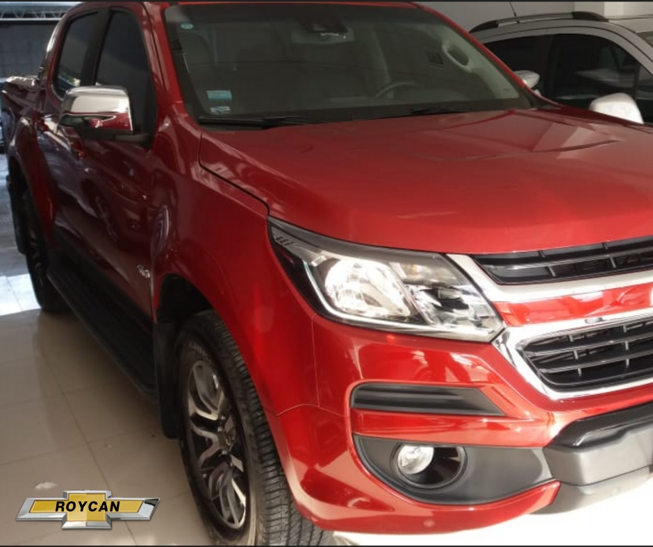 2018 Chevrolet S10 High Country 6 Airbag 2,8L