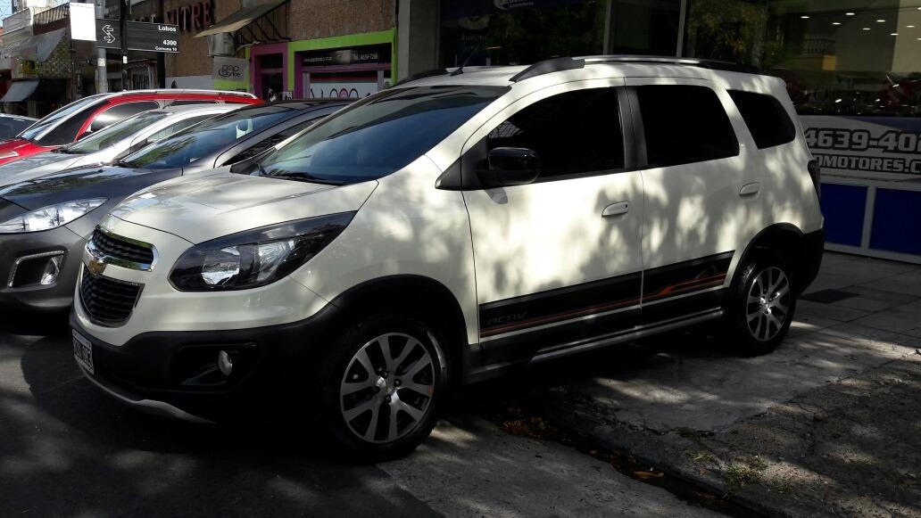 2016 Chevrolet SPIN ACTIV 1,8L