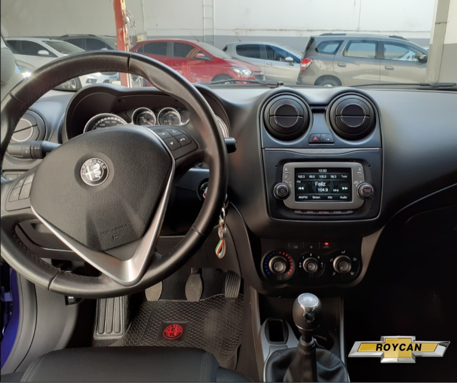 2017 Alfa Romeo Mito Progression 3P 1,4L