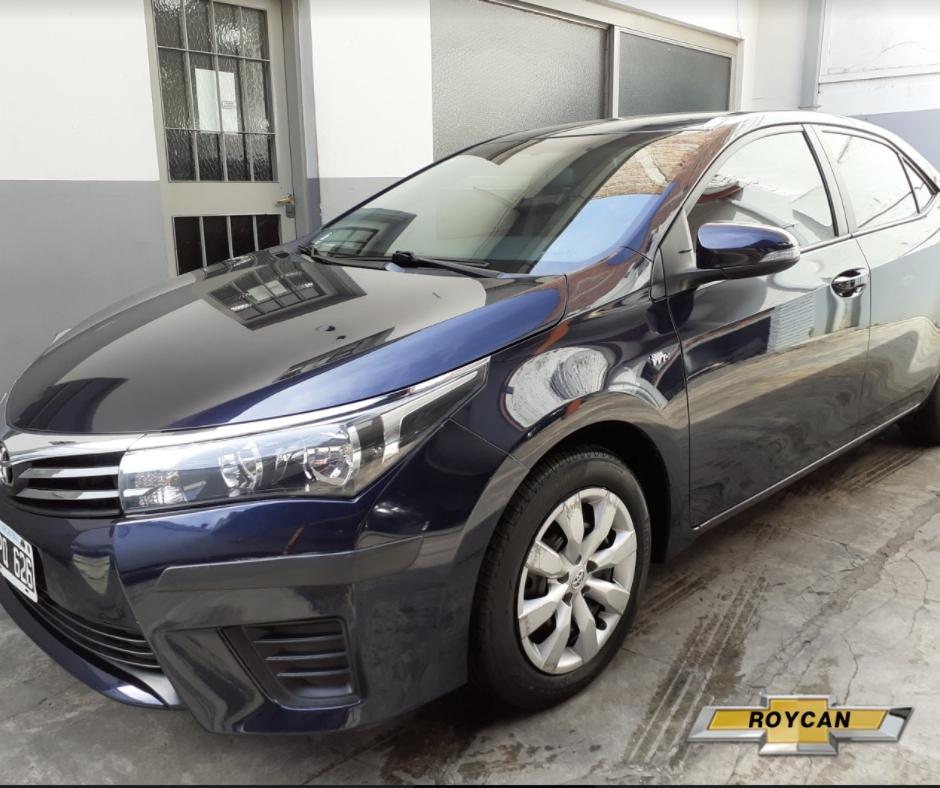 2016 Toyota Corolla XLI 4P - Consultar Ubicación 1,8L