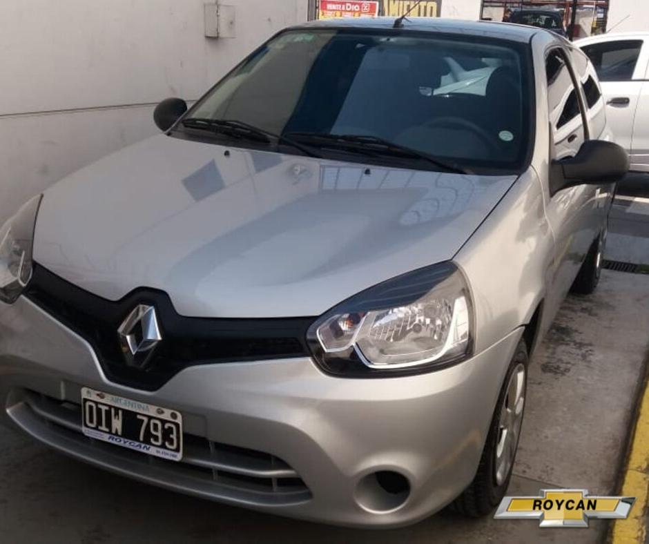 2014 Renault Clio Mio Confort Plus ASS ASCP 3P 1,2L
