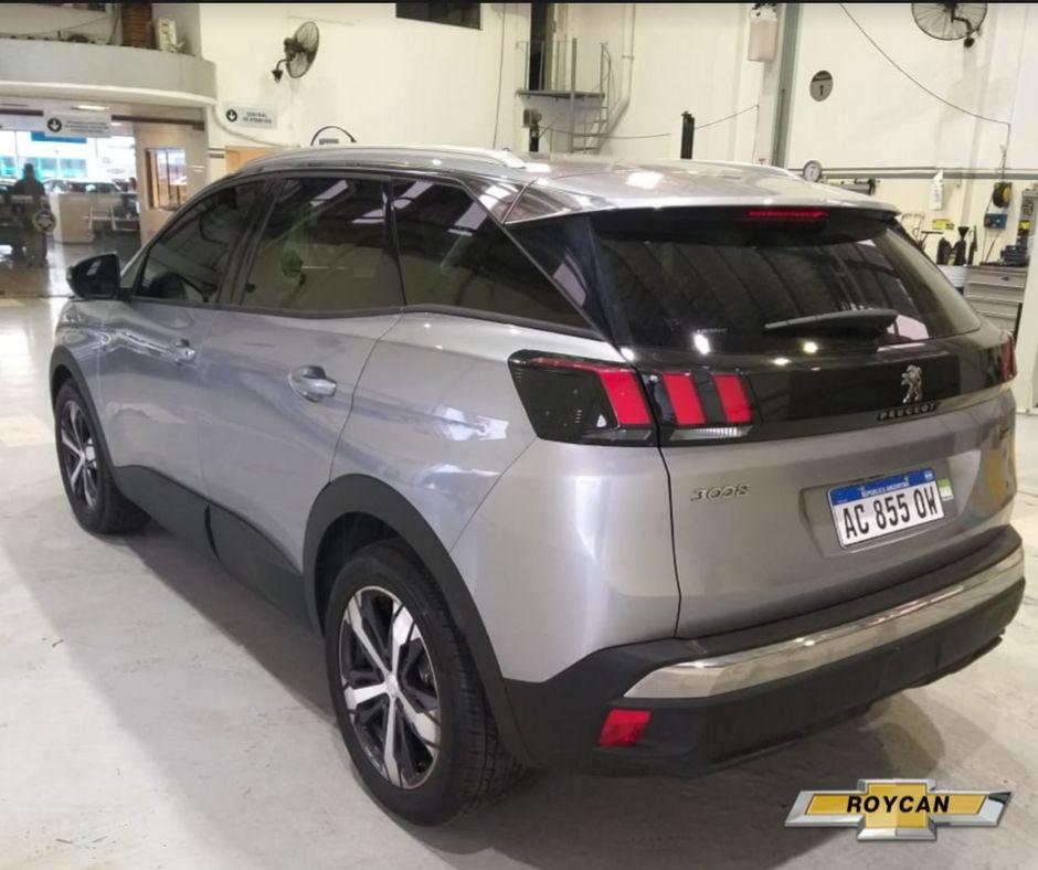 2018 Peugeot 3008 Allure THP Triptonic Rural 1,6L