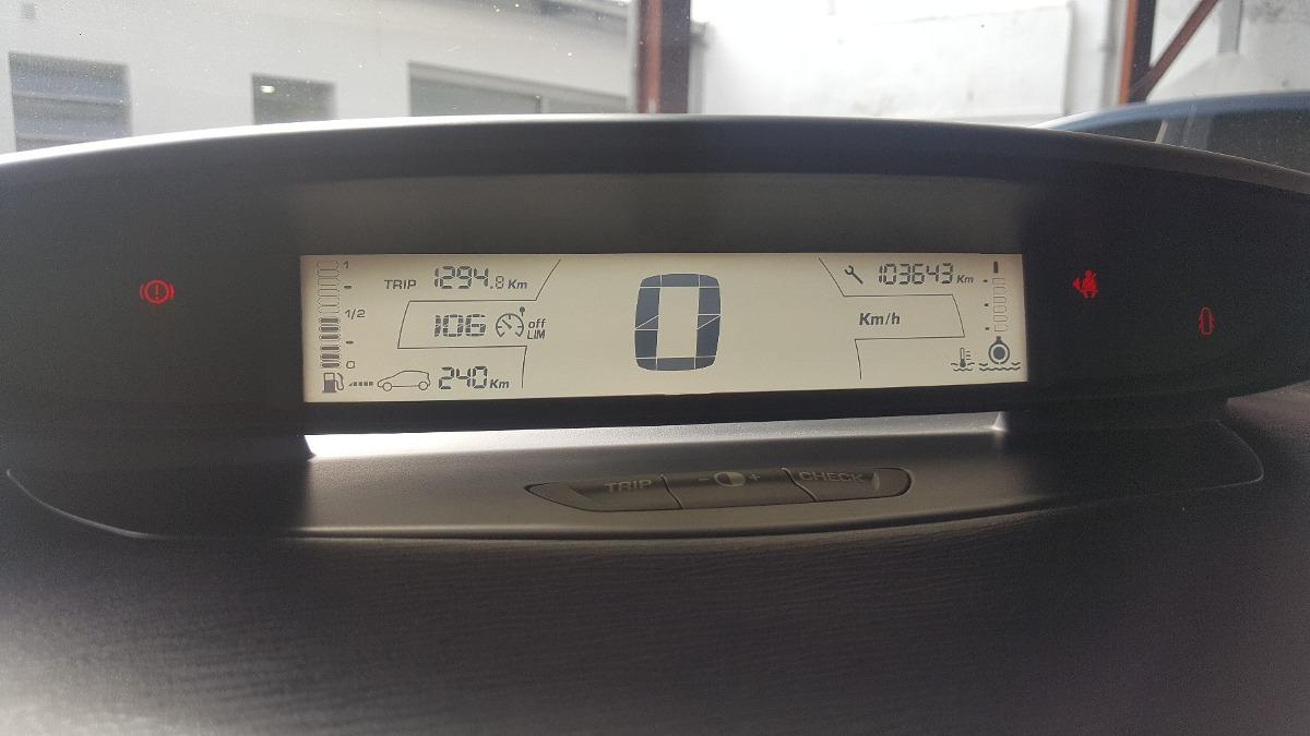 2014 Citroen C4 1,6L