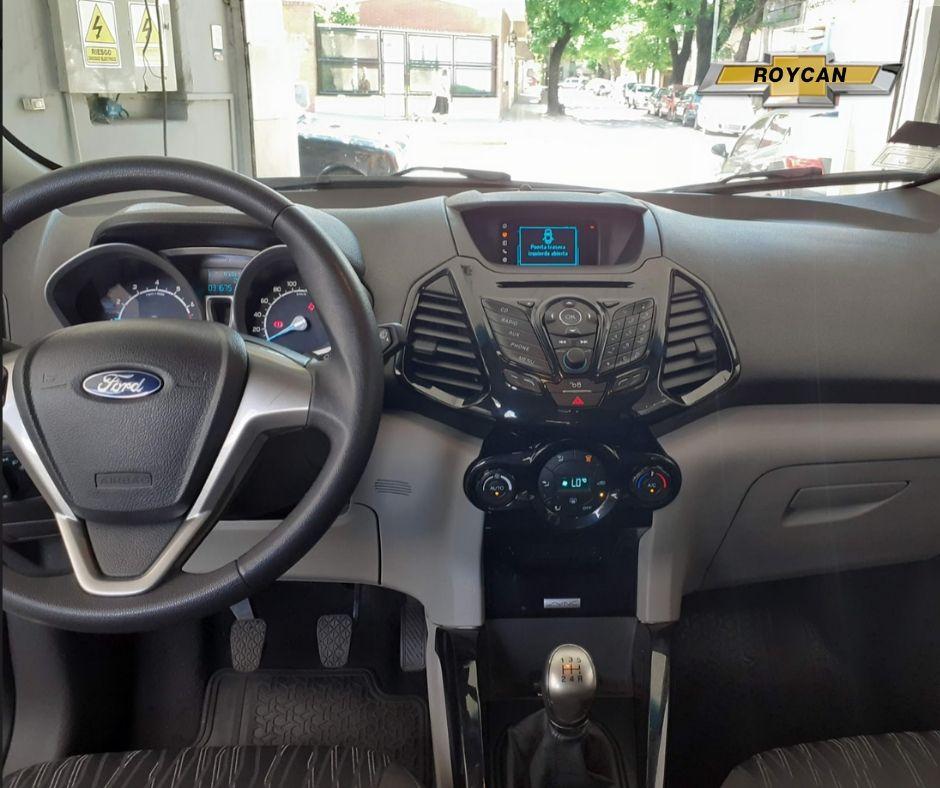 2016 Ford Ecosport Titanium Rural 5P - Consultar Ubicacion 1,6L