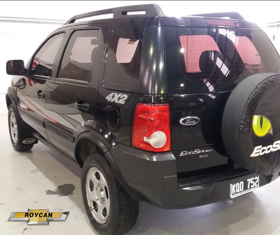 2011 Ford Ecosport XLS Rural 5P 1,6L