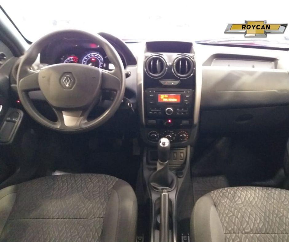 2017 Renault Duster PH 2 EXPRESION con GNC 4P - Vendido 1,6L