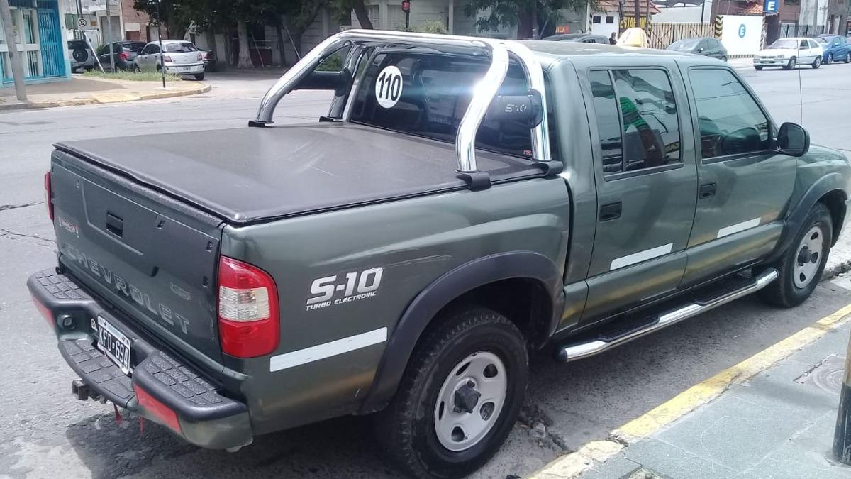 2011 CHEVROLET S10 STANDARD 2,8L