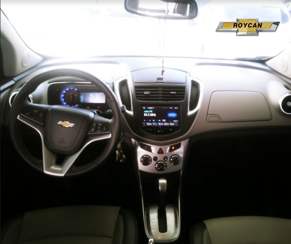 2015 Chevrolet Tracker LTZ 4x4 5P 1,6L