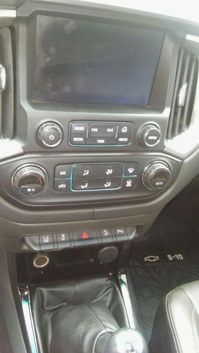 2016 Chevrolet S10 HC 2,8TD