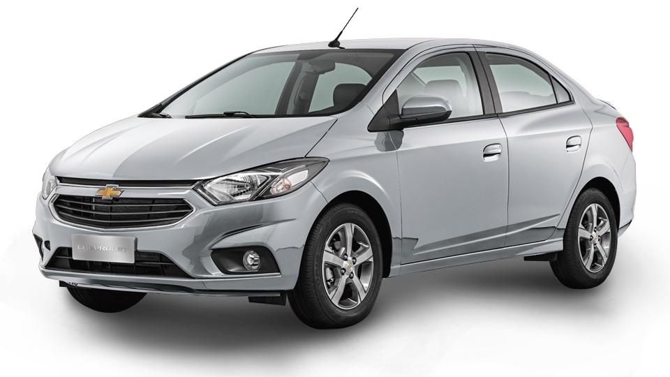 Chevrolet PRISMA ADV 1.4 2019