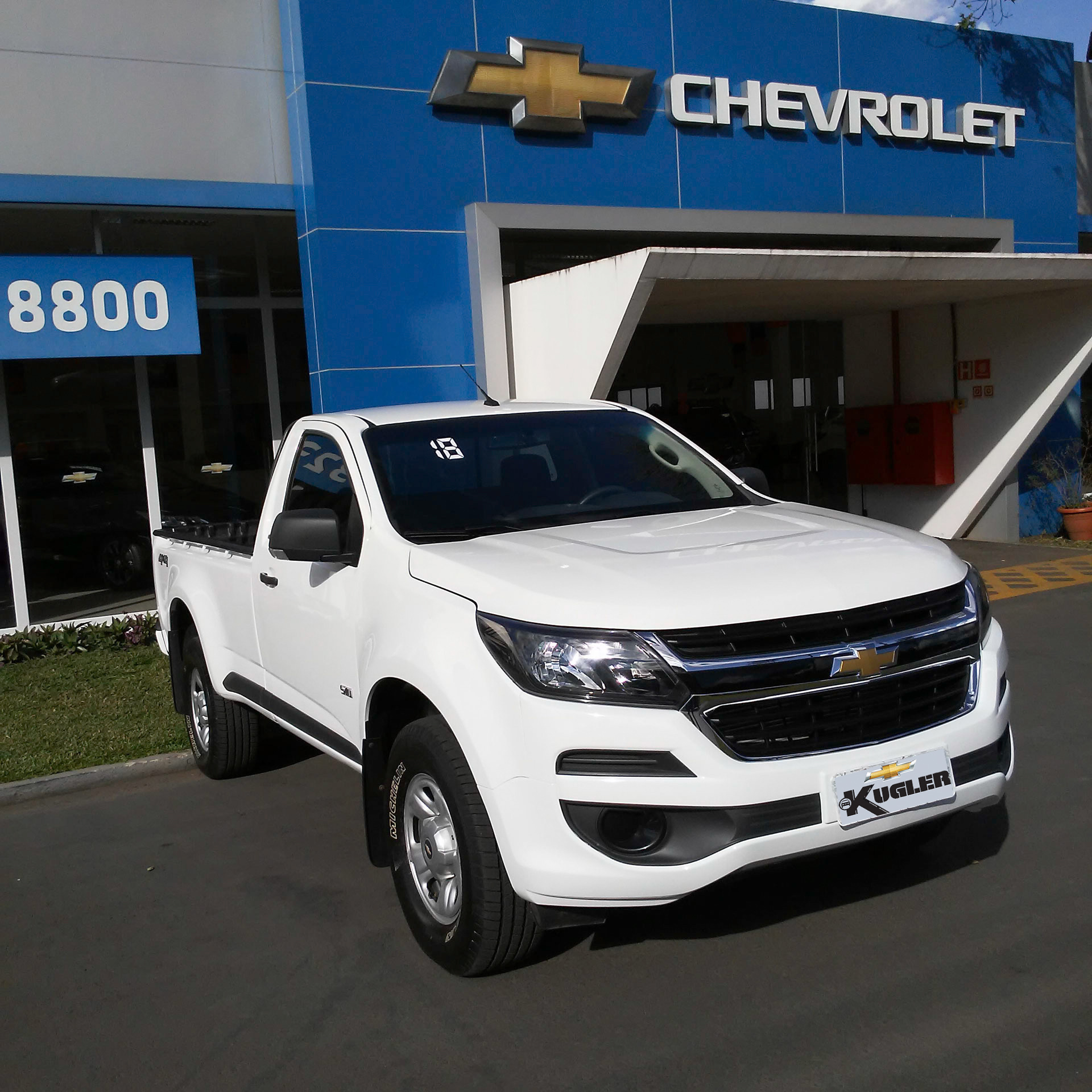 CHEVROLET S10 LS DS4 2.8 2018