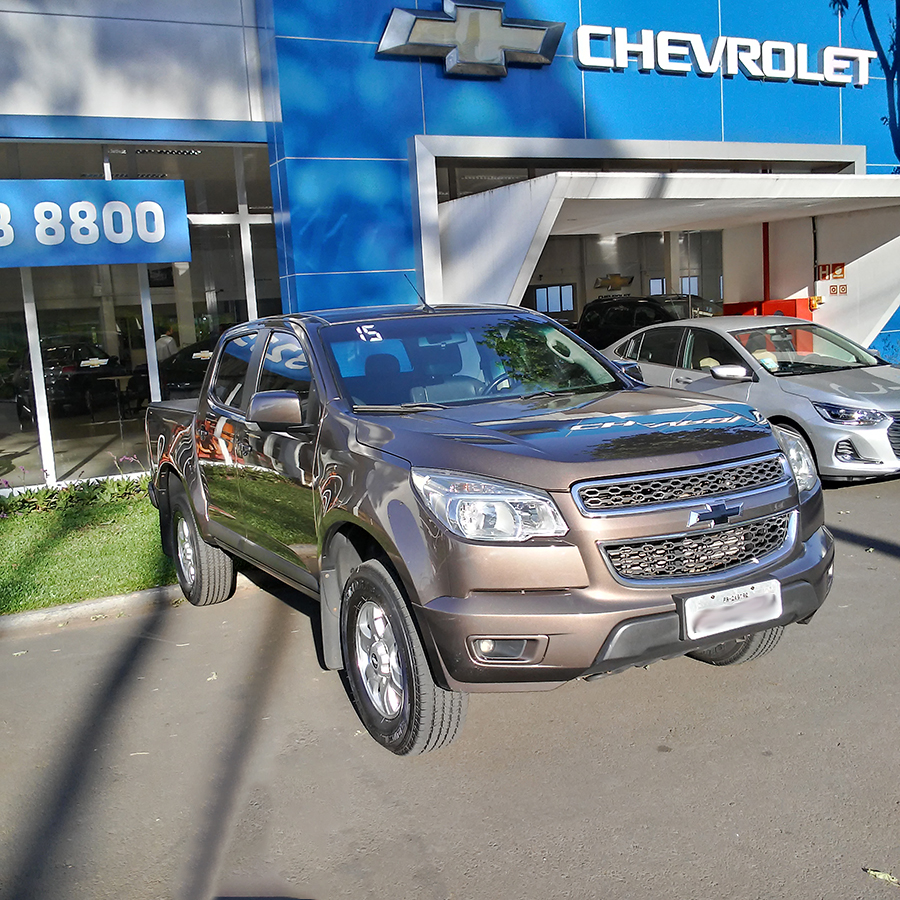CHEVROLET S10 LT DD4A CD 2.8 2.8 2015