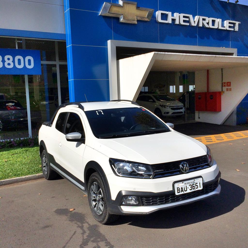 VW SAVEIRO CD CROSS MA 1.6 2016