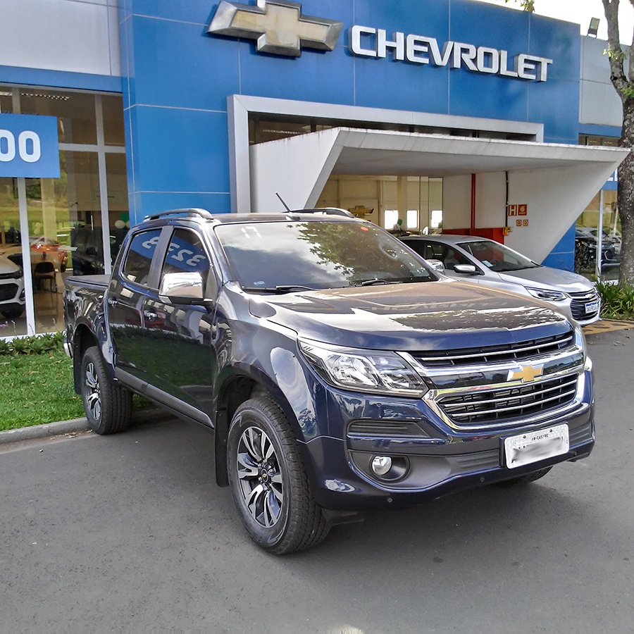 CHEVROLET S10 LTZ DD4A CD 2.8 2017