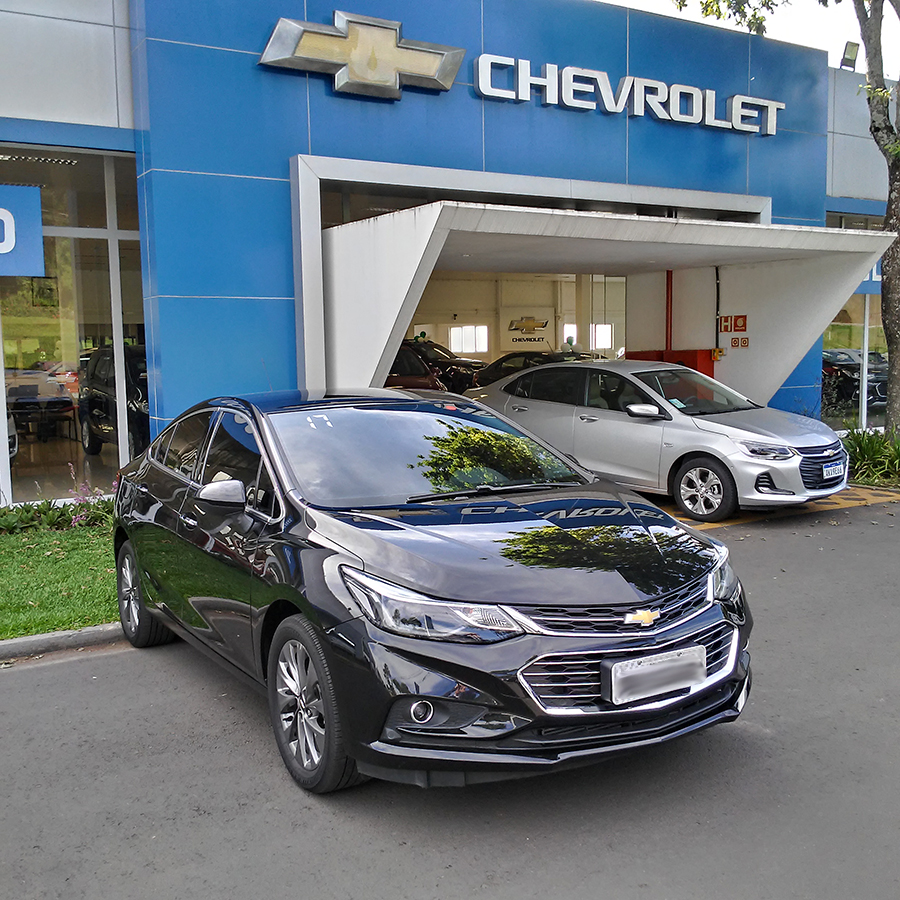 CHEVROLET CRUZE LTZ NB AT 1.4 2017