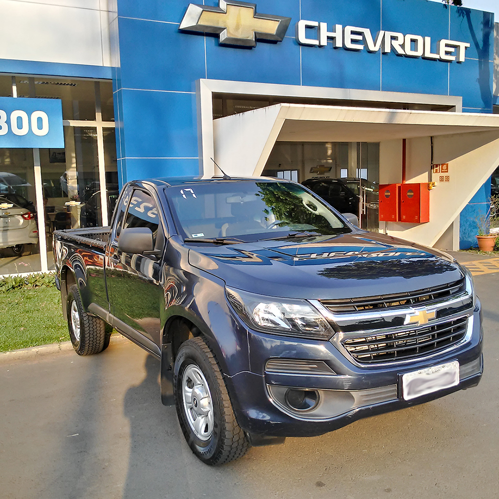 CHEVROLET S10 LS DS4 2.8 2.8 2017