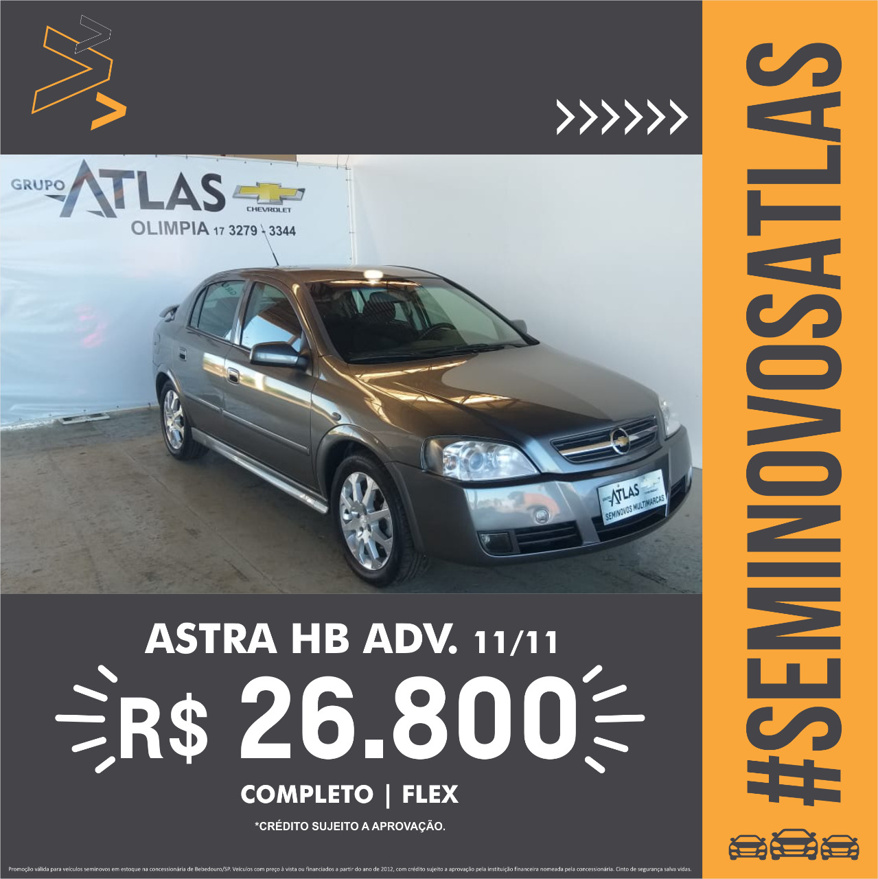 CHEVROLET ASTRA ADVANTAGE 2.0 2011