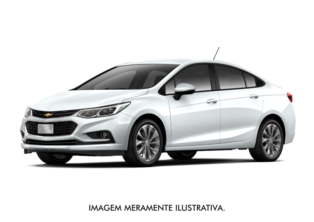 CHEVROLET CRUZE LT 1.4L TURBO 2019