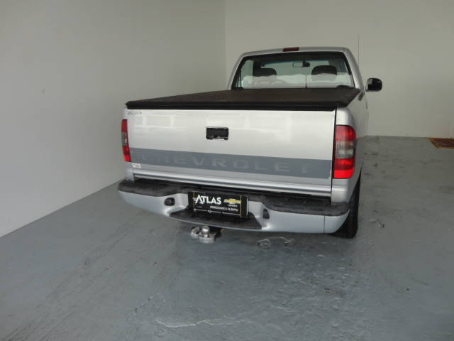 CHEVROLET S10 CABINE SIMPLES 2.4 2002