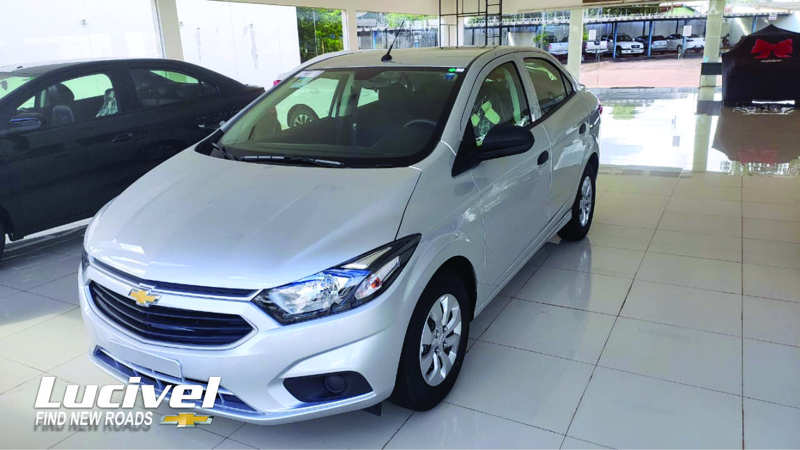 Chevrolet Joy Plus 1.0L 2020