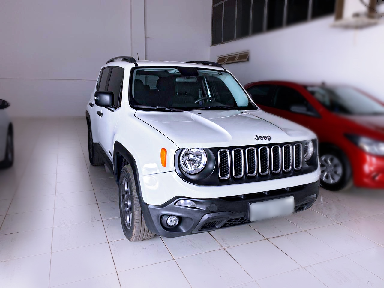 JEEP RENEGADE SPORT 2.0 2017