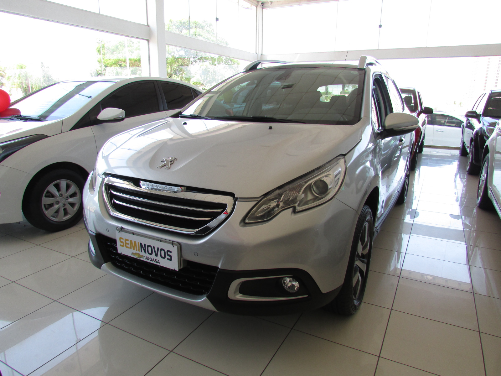 PEUGEOUT 2008 GRIFFE 1.6 2017