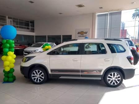 Chevrolet SPIN ACTIV 1.8 2018