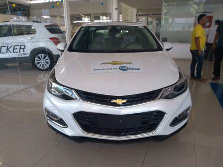 CHEVROLET CRUZE HB LTZ 1.4 TURBO 2018
