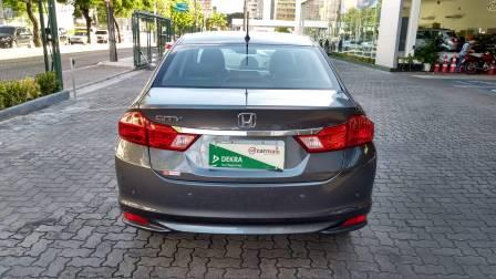 HONDA CITY LX 1.5 2017
