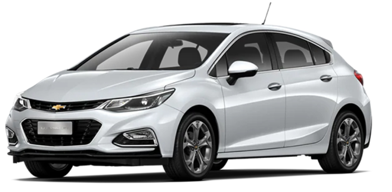 Chevrolet CRUZE SEDAN LT TURBO 1.4 Turbo 2018