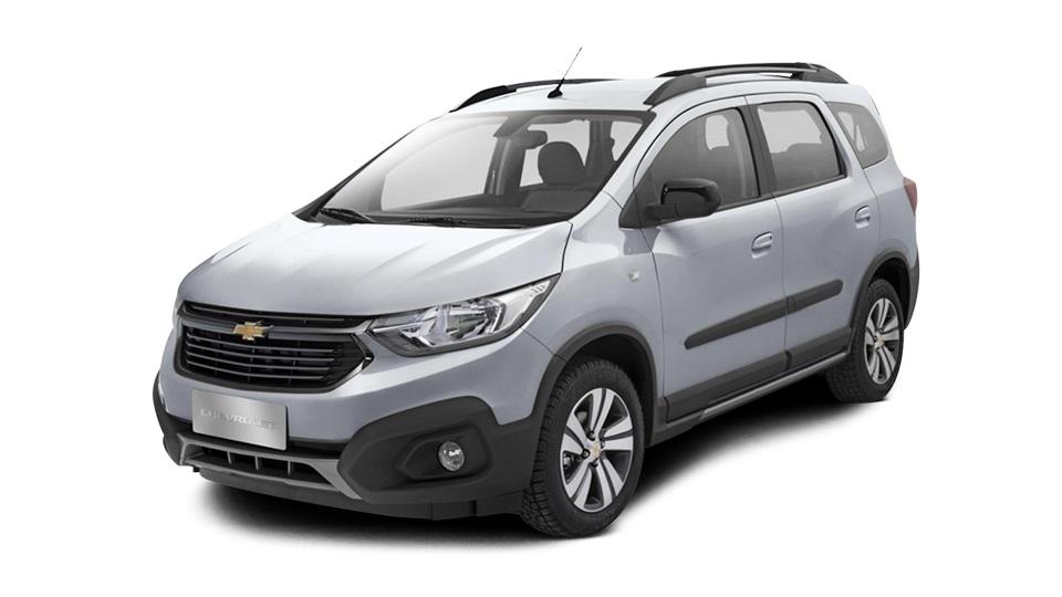 Chevrolet SPIN ACTIV 1.8 2019